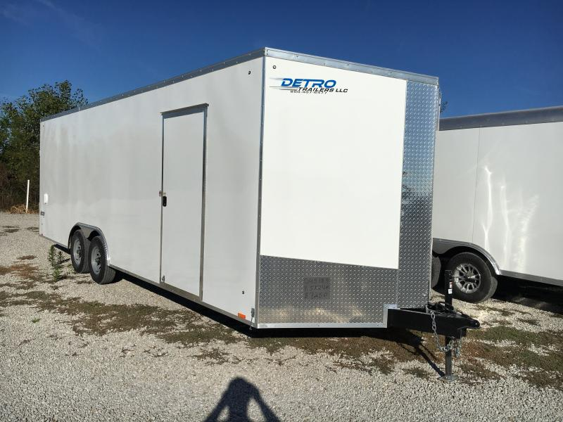 2019 Pace American Journey Se Cargo 10000 Gvw Cargo / Enclosed Trailer