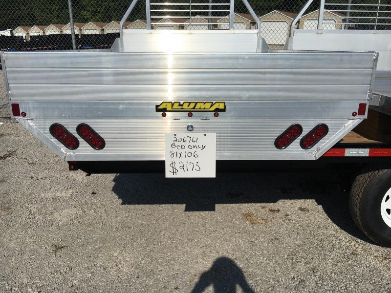 Aluma 81X106 TRUCK BED Truck Bed