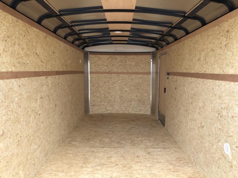 2019 Cargo Express Xlr Roundtop Se Cargo  Cargo / Enclosed Trailer