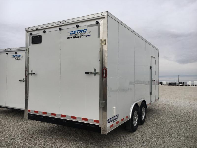 2019 Sure-Trac 8.5 x 18 Contractor Pro BN Cargo TA 14K