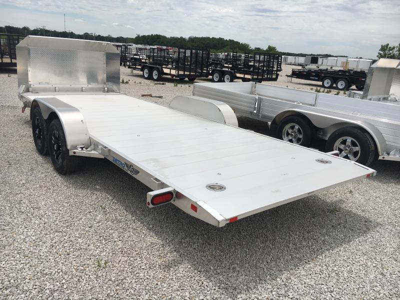 2020 Aluma 82X18 Car / Racing Trailer