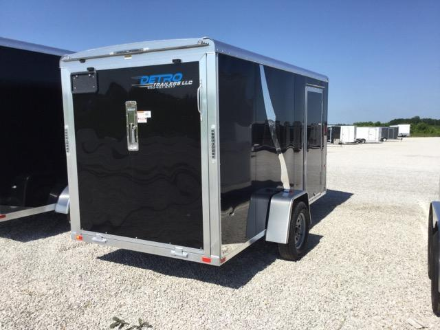 2017 NEO Trailers 6x12 Enclosed Trailer