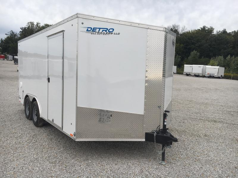 2019 Cargo Express Xlw Se 8.5 Wide Cargo 10k Cargo / Enclosed Trailer in Ashburn, VA