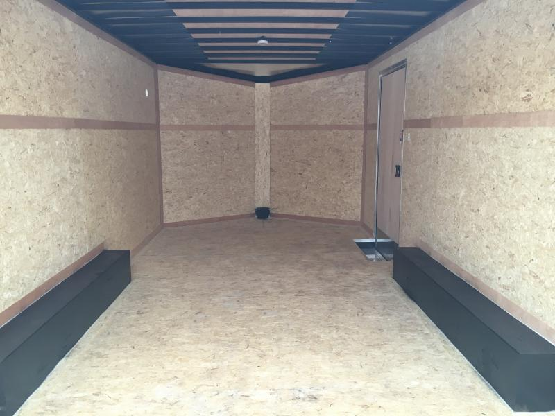 2019 Cargo Express Xlw Se 8.5 Wide Cargo 10k Cargo / Enclosed Trailer