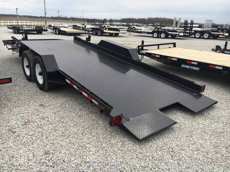 2019 Imperial 22 SPLITFLOOR WIDEBOY Equipment Trailer