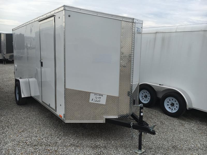 2019 Cargo Express Xlw Se 6 Wide Single Cargo Cargo / Enclosed Trailer