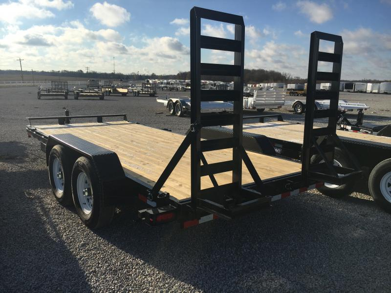 2019 Sure-Trac 7 x 16 Implement 14K Flat Deck