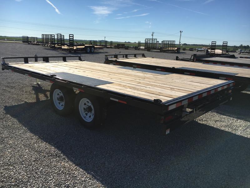 2018 Sure-Trac 8.5 X 16 Flat Deck Deckover 10K
