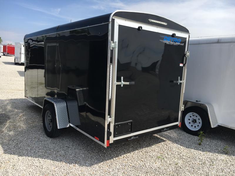 2019 Cargo Express 6X14 Enclosed Cargo Trailer