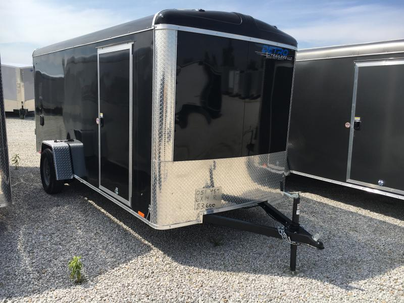 2019 Cargo Express 6X14 Enclosed Cargo Trailer