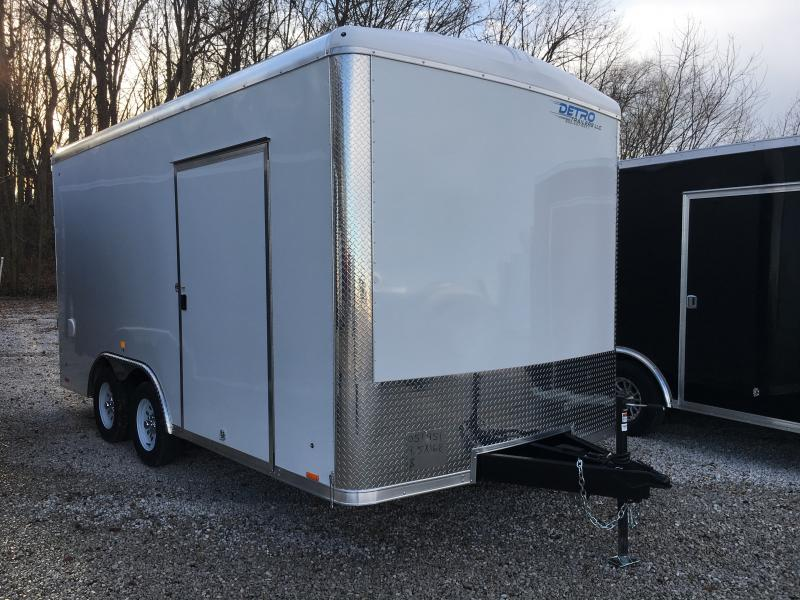 2019 8.5X16 Car / Racing Trailer