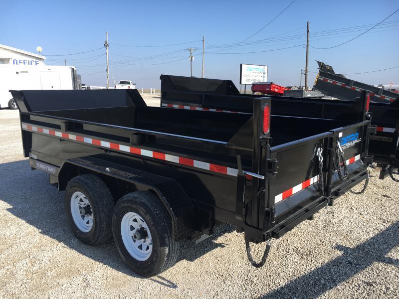 2019 Sure-Trac 72 IN x 12 LProfile 10K Single Ram Dump