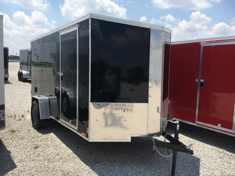 2020 Cargo Express Xlw Se 6 Wide Single Cargo Cargo / Enclosed Trailer