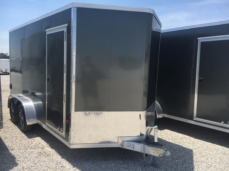 2019 EZ Hauler 7X14 Enclosed Cargo Trailer