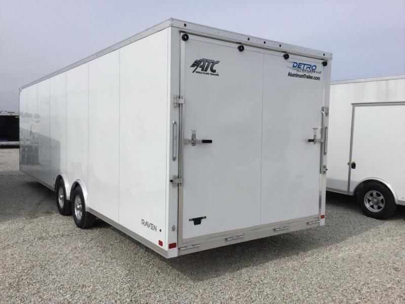 2018 ATC 8.5X28 Car / Racing Trailer