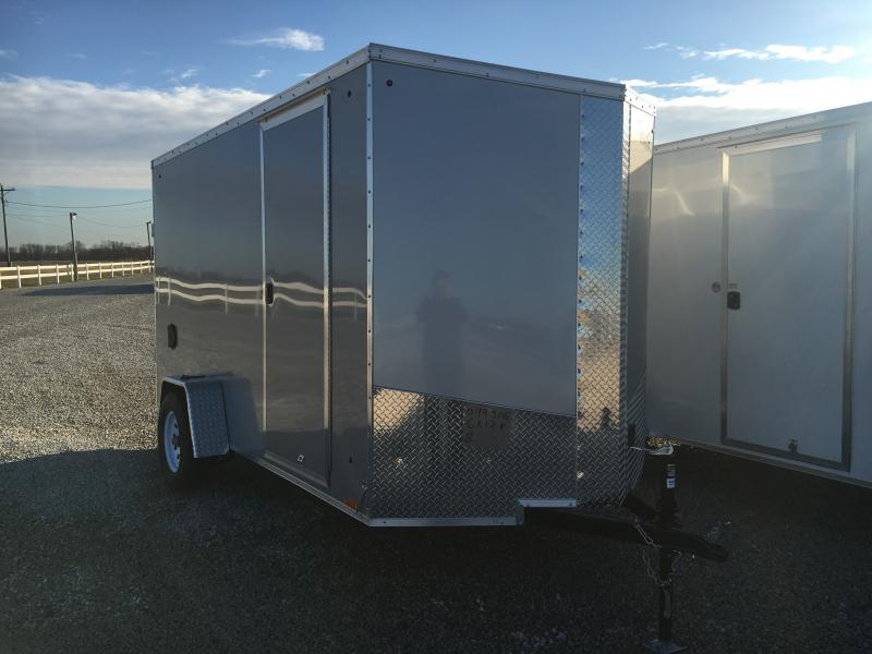 2019 Cargo Express 6X12 Cargo / Enclosed Trailer