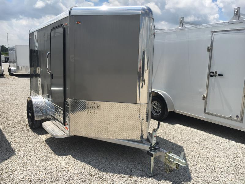2019 Legend Manufacturing 6X13 Enclosed Cargo Trailer