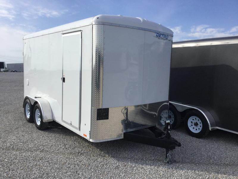 2017 Cargo Express Xlr Roundtop Se Cargo  Cargo / Enclosed Trailer