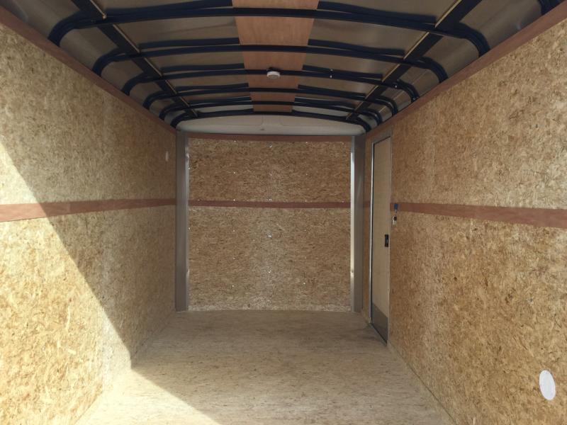 2017 Cargo Express Xlr Roundtop Se Cargo  Cargo / Enclosed Trailer