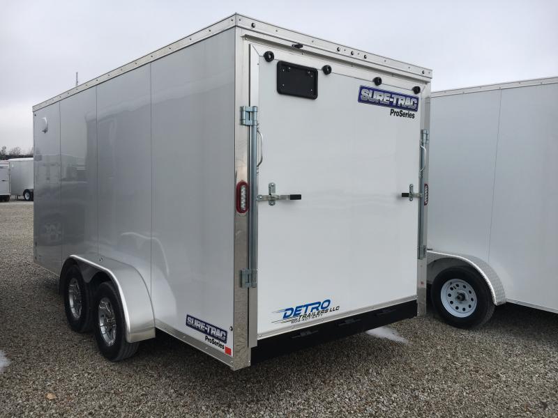 2019 Sure-Trac 7 x 16 Pro Series Wedge Cargo TA 7K