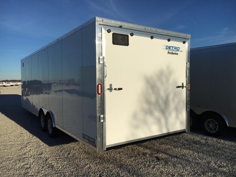 2019 Sure-Trac 8.5x26 Pro Series Wedge C Hauler TA 10K