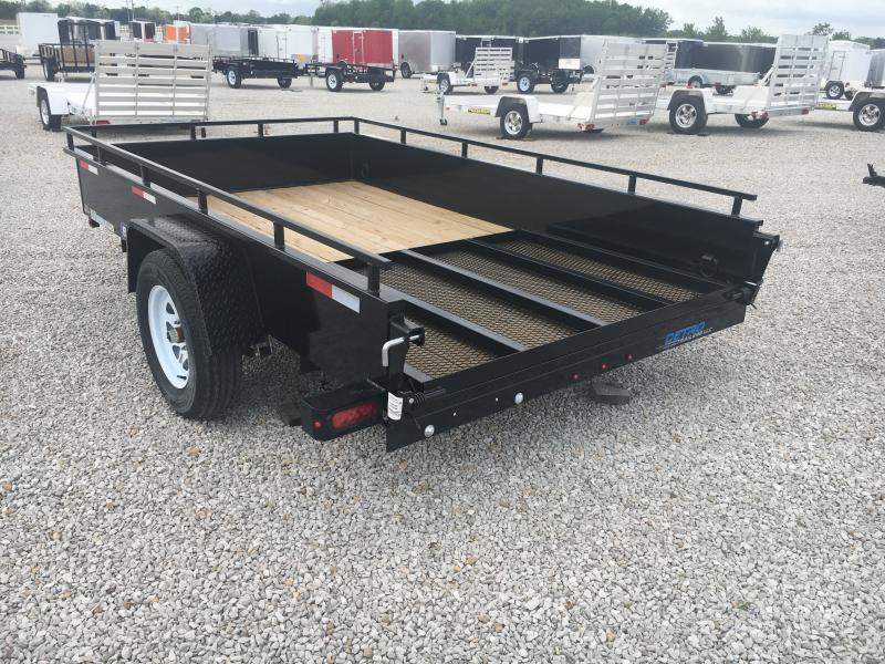 2018 Sure-Trac 6 x 10 Steel High Side 3k Idler