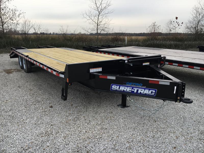 2019 Sure-Trac 8.5x20+5 LowPro Deckover Tandem BP 15K