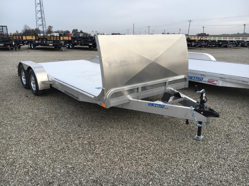 2019 ATC 8.5X18 Car / Racing Trailer