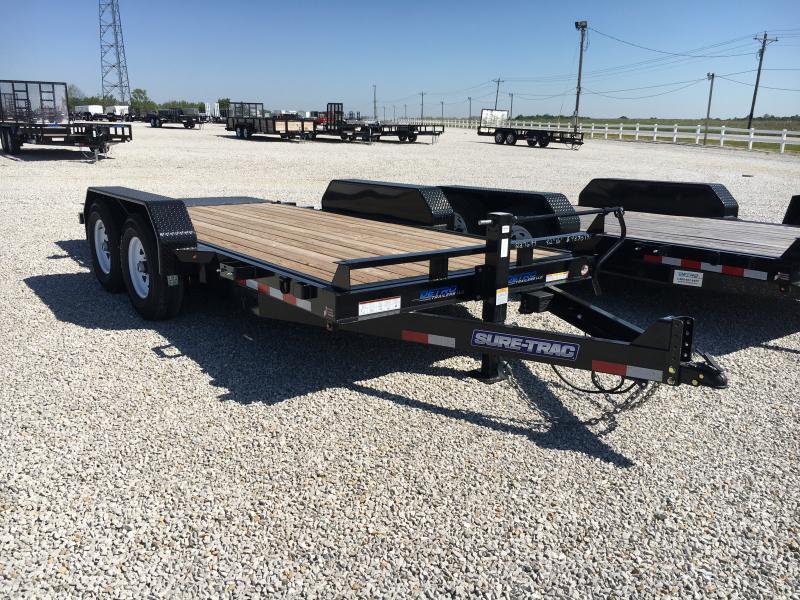 2018 Sure-Trac 7 X 16 Tilt Bed Equipment 14K