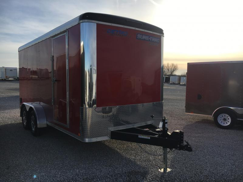 2019 Sure-Trac 7 x 16 Pro Series RT Cargo TA 10K