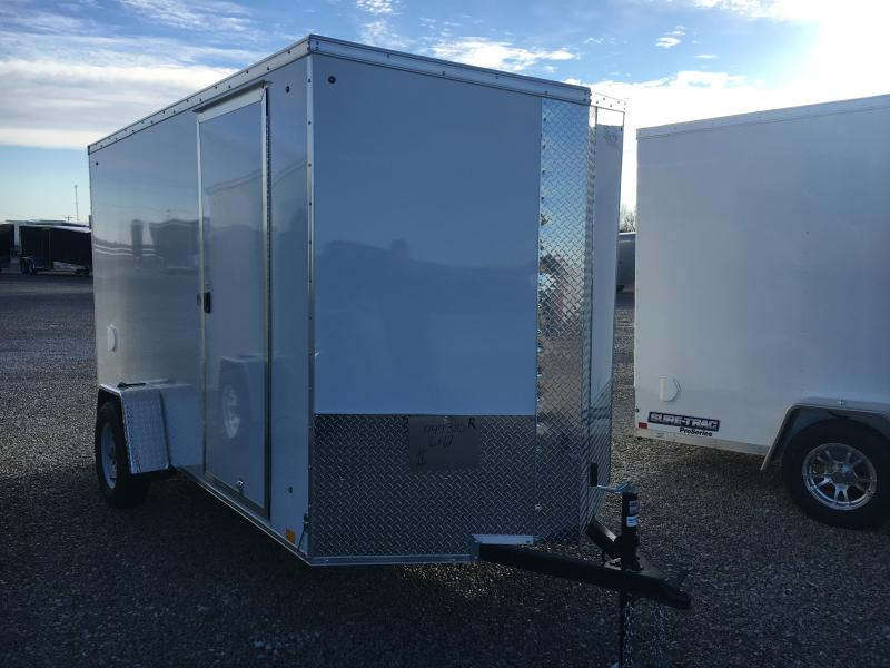 2018 Cargo Express 6X12 Cargo / Enclosed Trailer