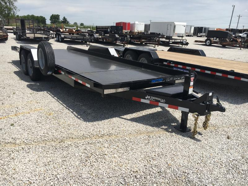 2019 Imperial 22FT H.D. Splitfloor Wideboy Equipment Trailer