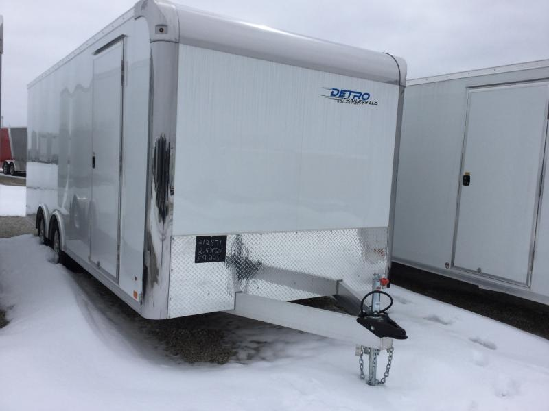 2018 ATC 8.5X20 Car / Racing Trailer