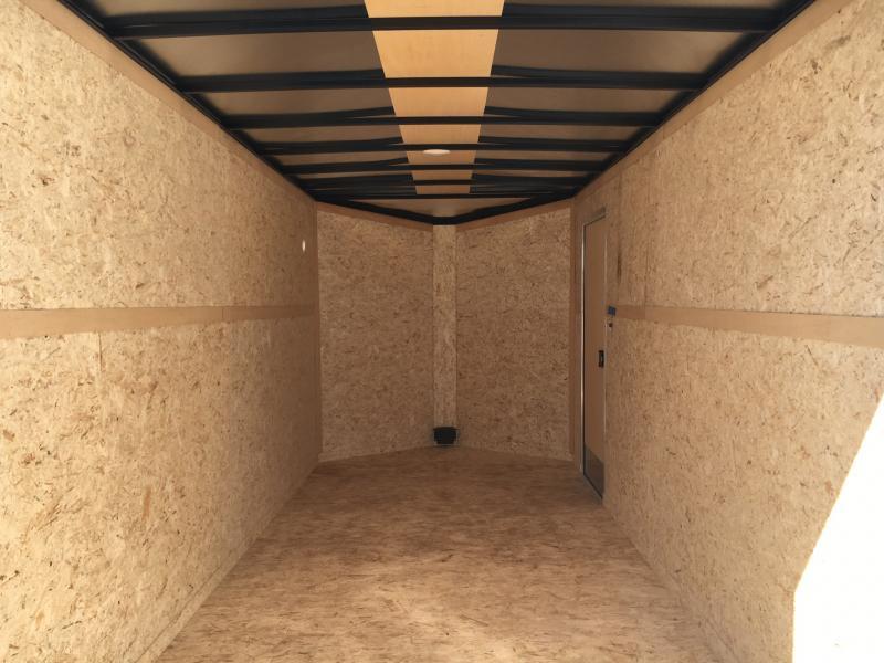 2019 Cargo Express 7X16 Cargo / Enclosed Trailer