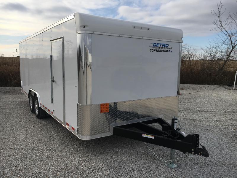 2019 Sure-Trac 8.5 x 22 Contractor Pro BN Cargo TA 14K