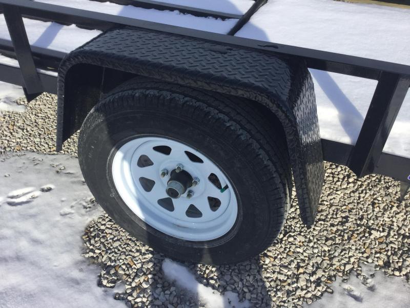 2018 Sure-Trac 5 x 10 Angle Iron Utility 3k Idler