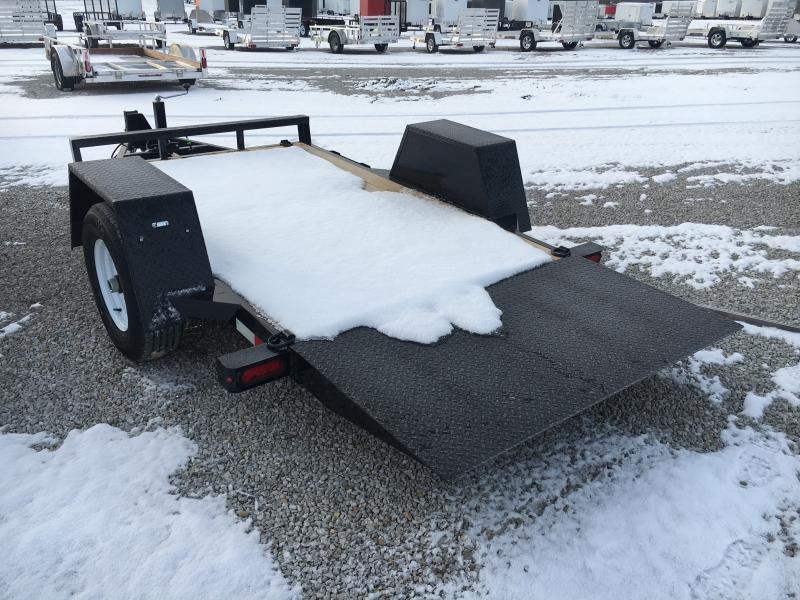 2019 Sure-Trac 62 IN X 10 Tilt Bed Equipment 5K