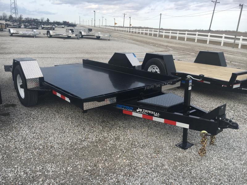 2019 Imperial 12 SINGLE AXLE LOWBOY Equipment Trailer