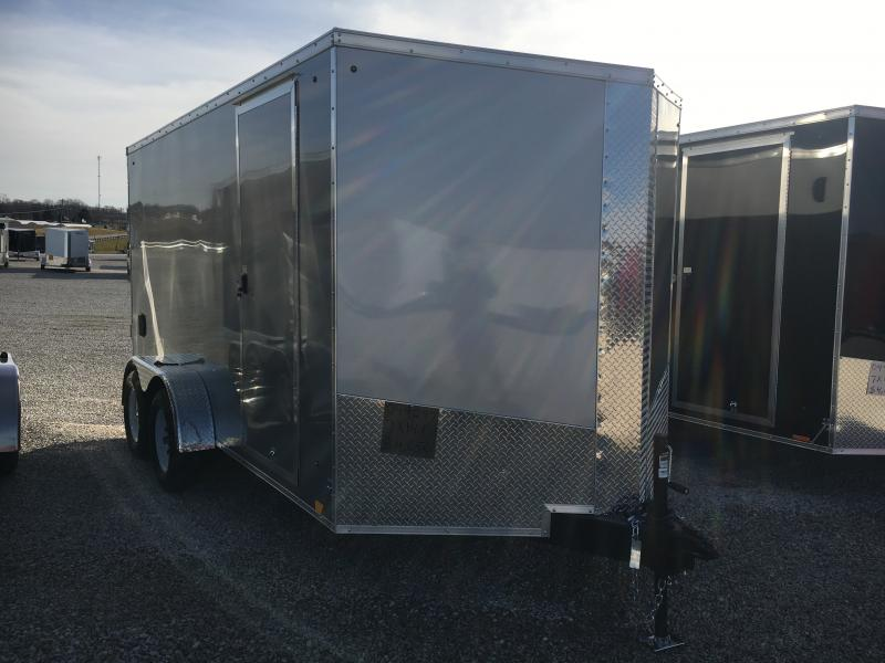 2018 Cargo Express 7X14 Cargo / Enclosed Trailer