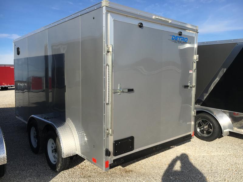 2018 Cargo Express 7X14 Cargo / Enclosed Trailer
