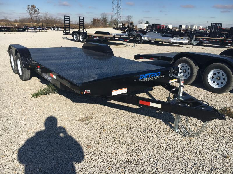 All Inventory Detro Trailers New And Used Car Haulers Enclosed