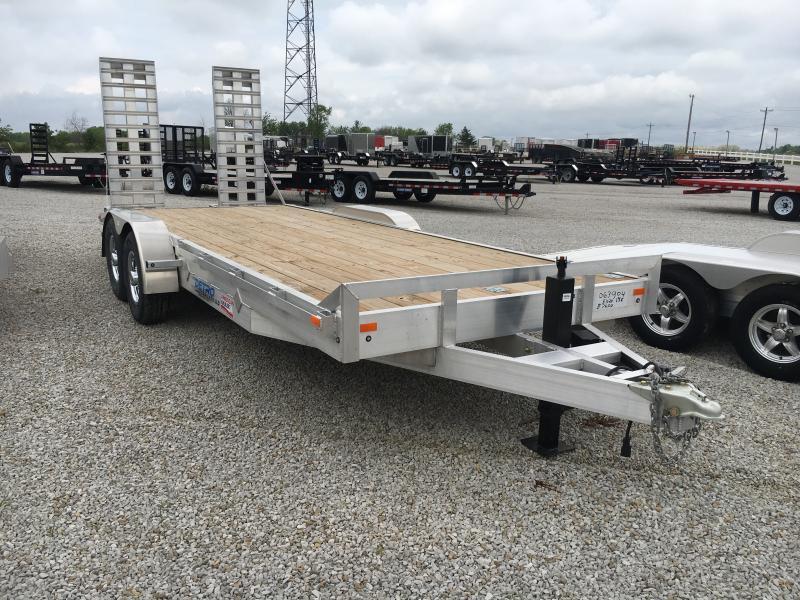 2018 American Hauler Industries 8X20 Equipment Trailer