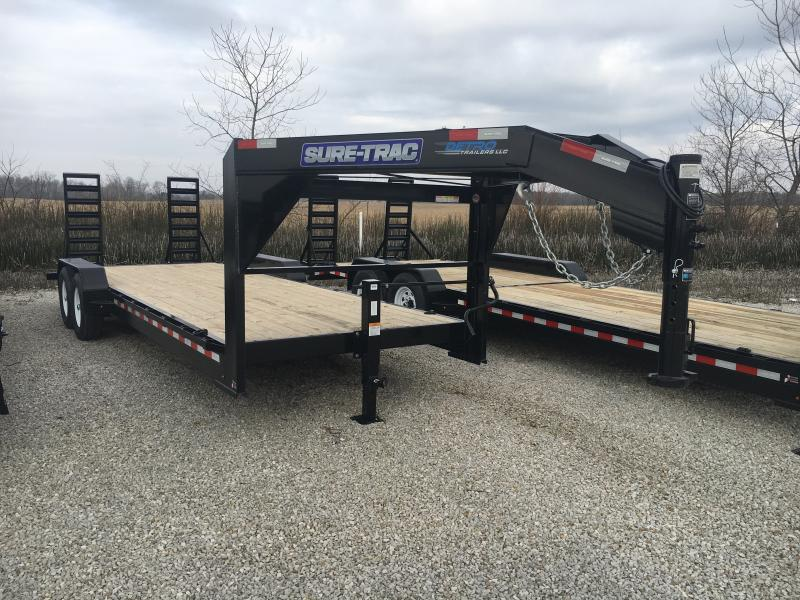 2019 Sure-Trac 7 X 22 Gooseneck Implement 14K