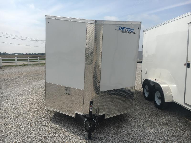 2019 Cargo Express 7X14 Enclosed Cargo Trailer