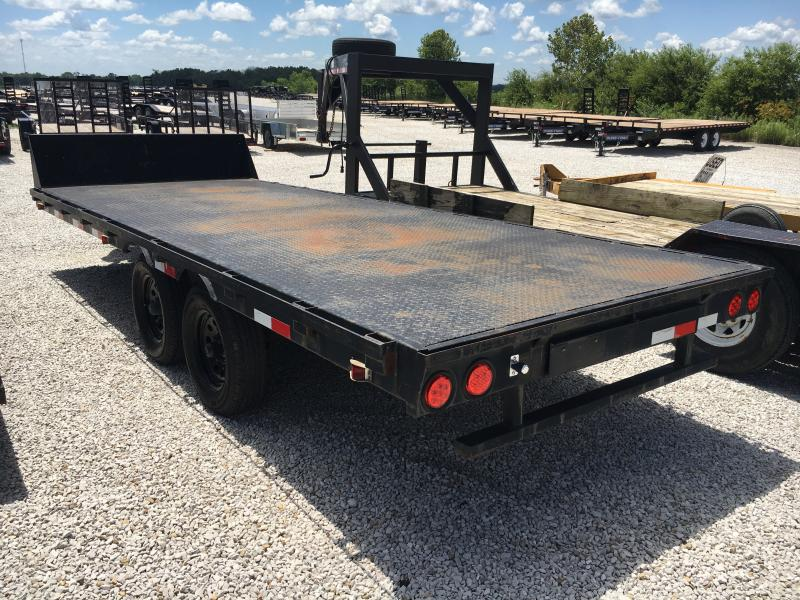 USED 2004 Other 7X18 Equipment Trailer
