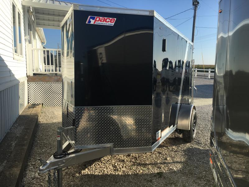2019 Pace American Aluminum Elite 5 Wide Single Cargo Cargo / Enclosed Trailer