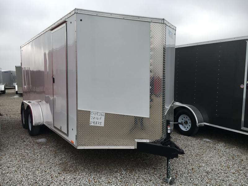 2019 Cargo Express 7X16 Cargo / Enclosed Trailer in Ashburn, VA