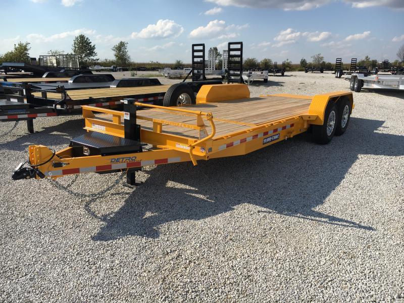 2019 Sure-Trac 7 X 16 + 4 Tilt Bed Equipment 14K