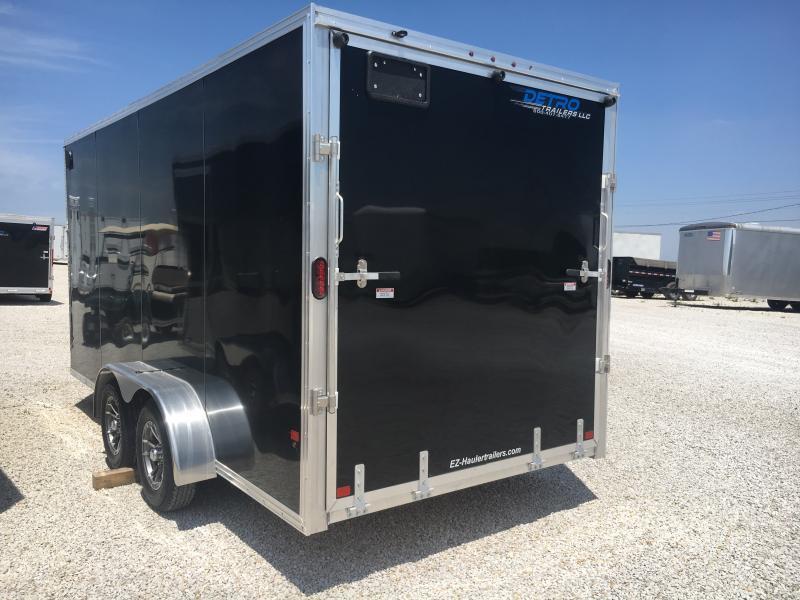 2019 EZ Hauler 7X16 Enclosed Cargo Trailer