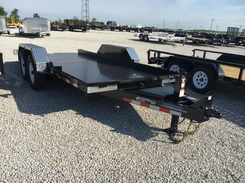 2019 Imperial 16 FT. LOWBOY Equipment Trailer